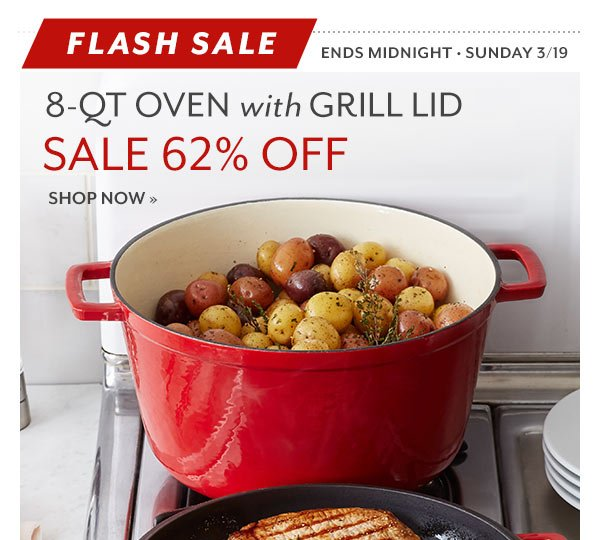 Flash Sale - Today Only