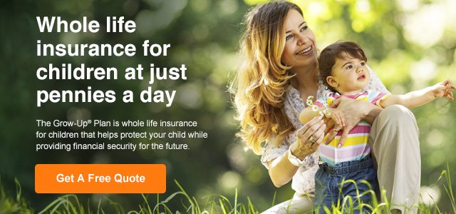 Child Life Insurance Quotes QUOTES OF THE DAY Beauteous Whole Life Insurance Quotes For Children