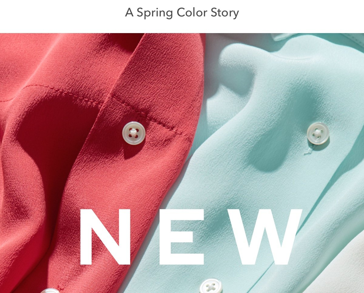 A Spring Color Story
