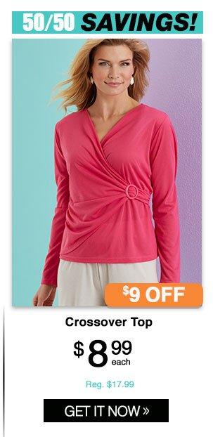 Shop Women's Crossover Top