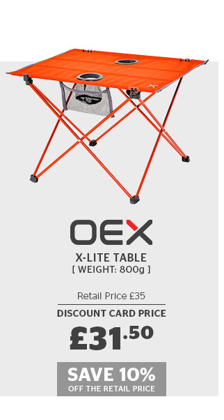 OEX X-Lite Table