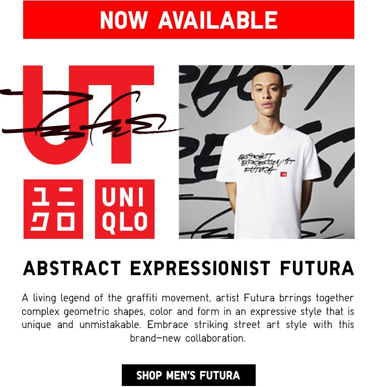 UT - FUTURA - NOW AVAILABLE