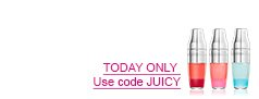 TODAY ONLY use code JUICY