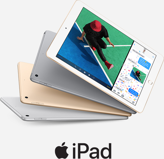 New iPad available at B&H