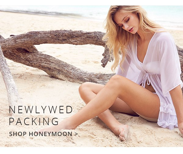 NEWLYWED PACKING - SHOP HONEYMOON