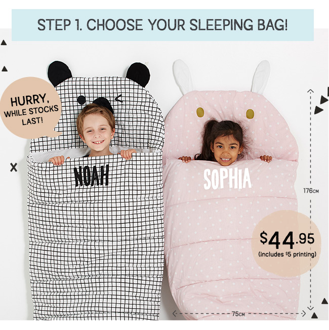 Choose Your Sleeping Bag