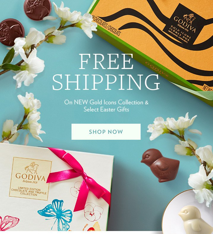 Godiva limited time free shipping on easter gifts basket gift godiva limited time free shipping on easter gifts basket gift just for you milled negle Gallery