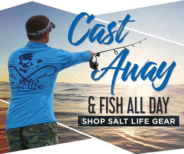 Snag some new salty gear.