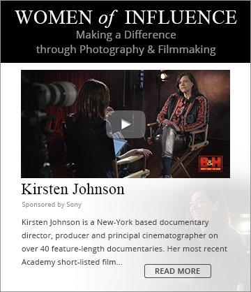 Women of Influence - Kirsten Johnson