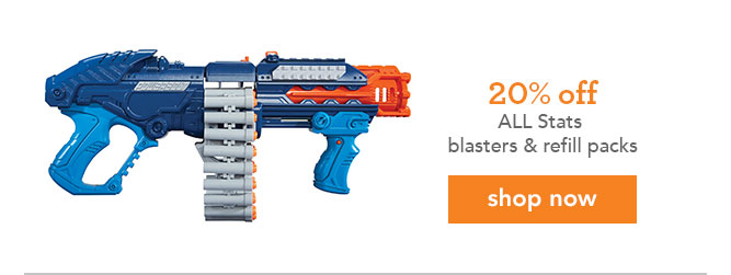 Babies r us need easter gifts we got you milled 20 off all stats blasters refill packs negle Choice Image
