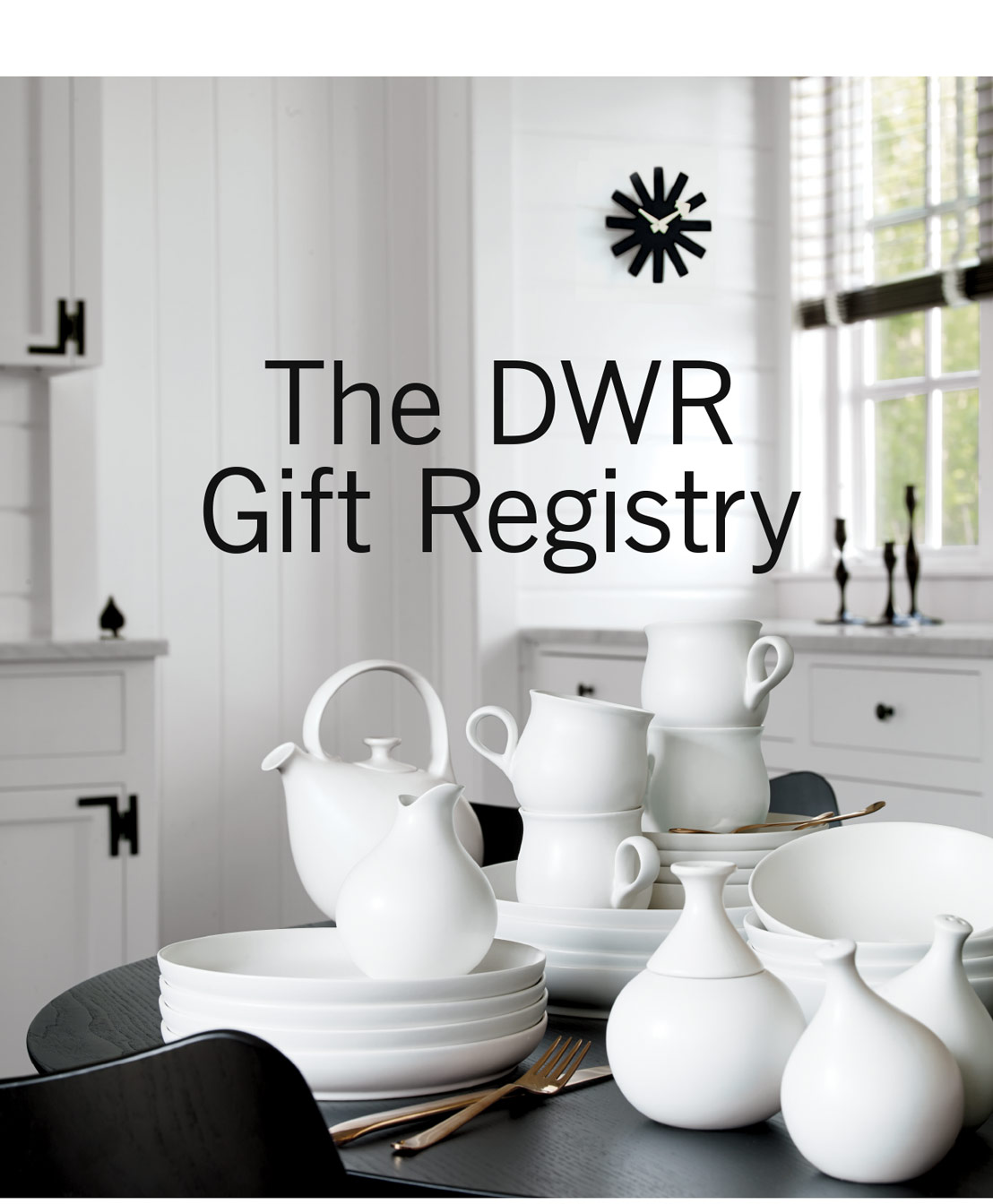 The DWR Gift Registry