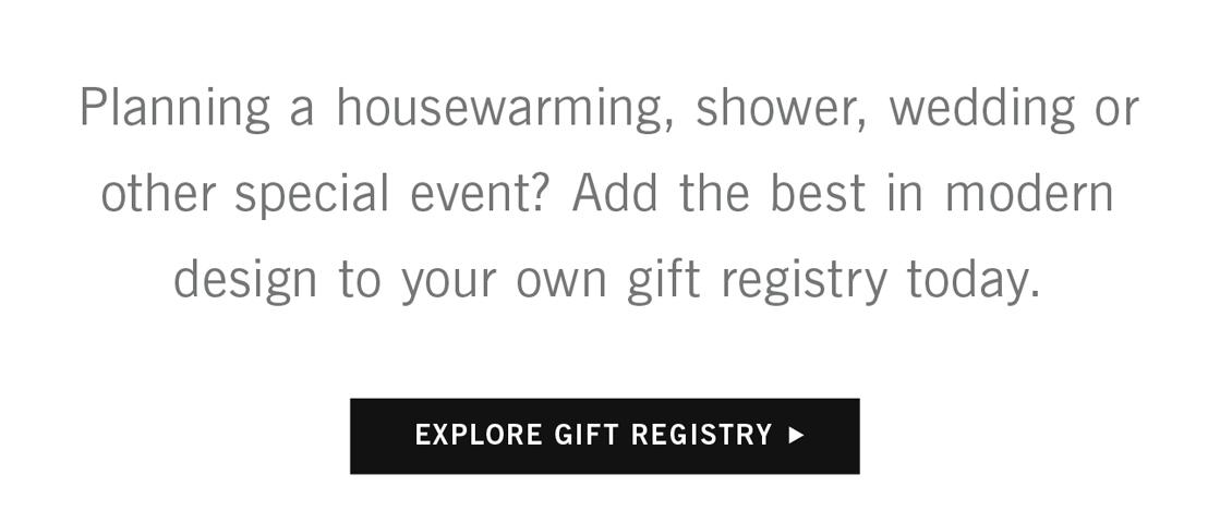 Explore Gift Registry