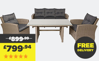 Garden Furniture Homebase homebase: get your garden ready | milled