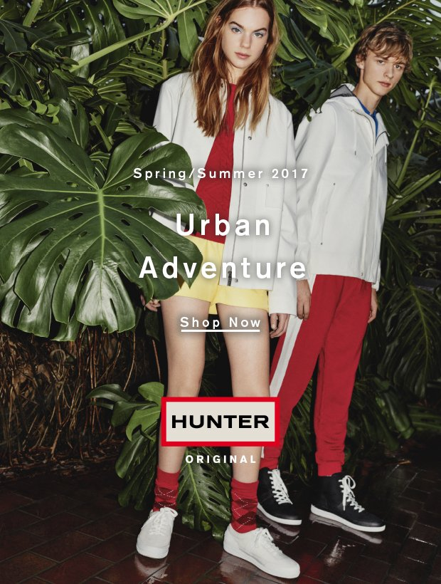 Urban Adventure: Shop Now