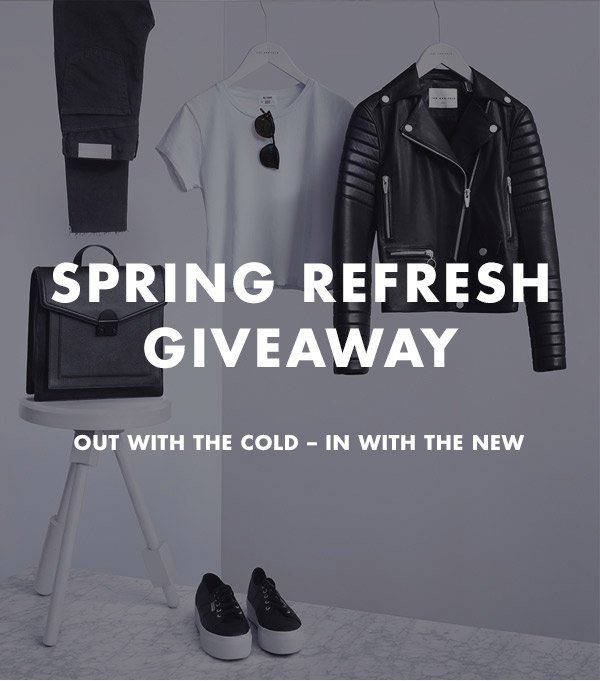Spring Refresh Giveaway