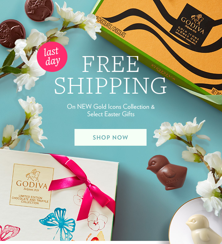 Godiva last day free shipping on easter gifts gift just for godiva last day free shipping on easter gifts gift just for you milled negle Choice Image