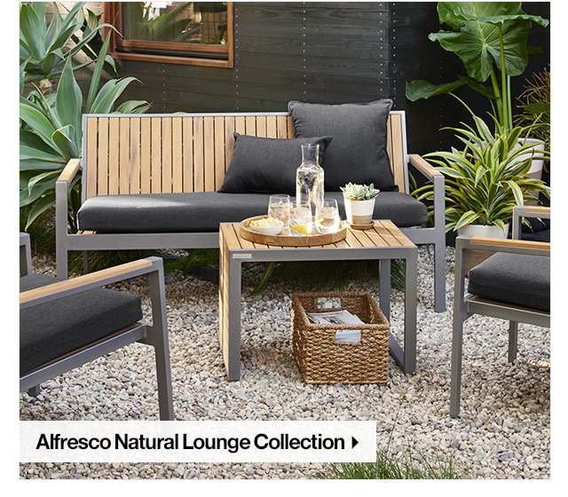 Crate And Barrel: Up To 20% Off: ALL Outdoor Furniture Collections. | Milled