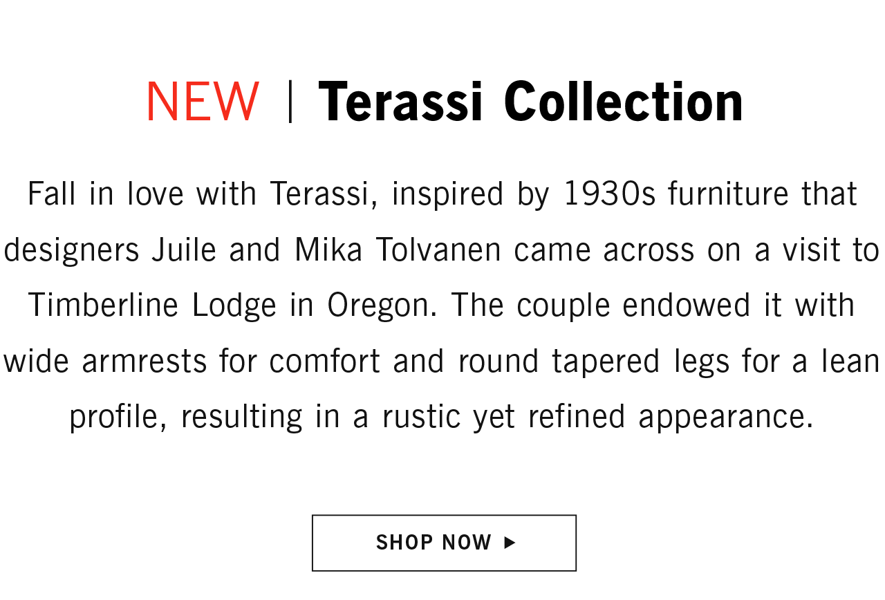 Terassi Collection
