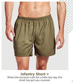 Infantry Short