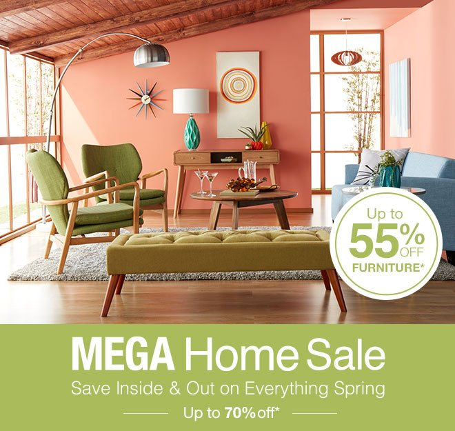 Overstock.com: Get Inside & Out Savings! Shop Our Mega Home Sale ...