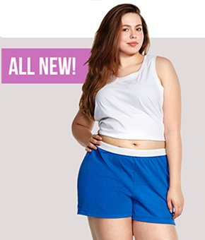 All New! Curve Authentic Shorts