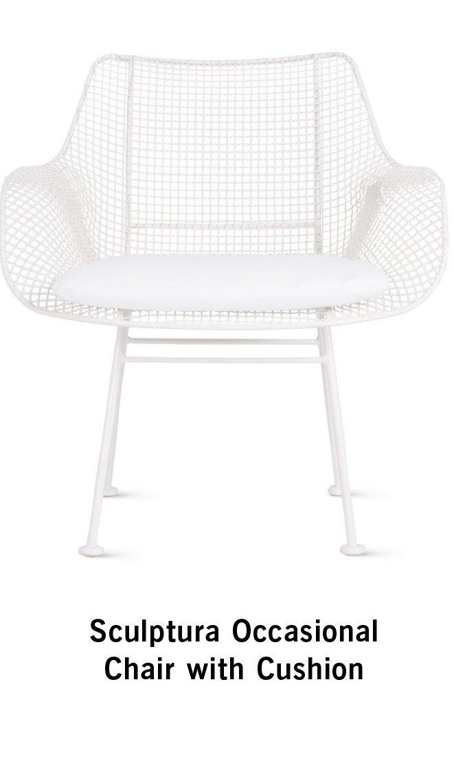 Sculptura Occasional Chair