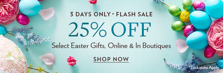 Godiva flash sale 25 off easter gifts free shipping milled negle Gallery