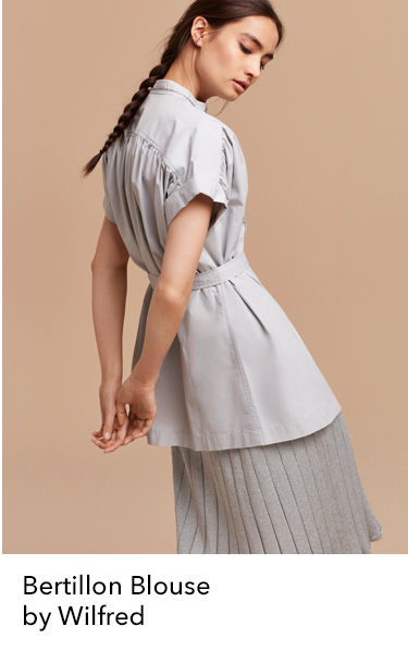 25c18cd6d36dc Aritzia  Spring s freshest fabric
