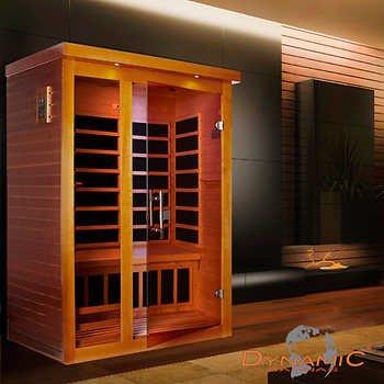 Dynamic vienna person far infrared sauna with sauna costo - Costo sauna in casa ...