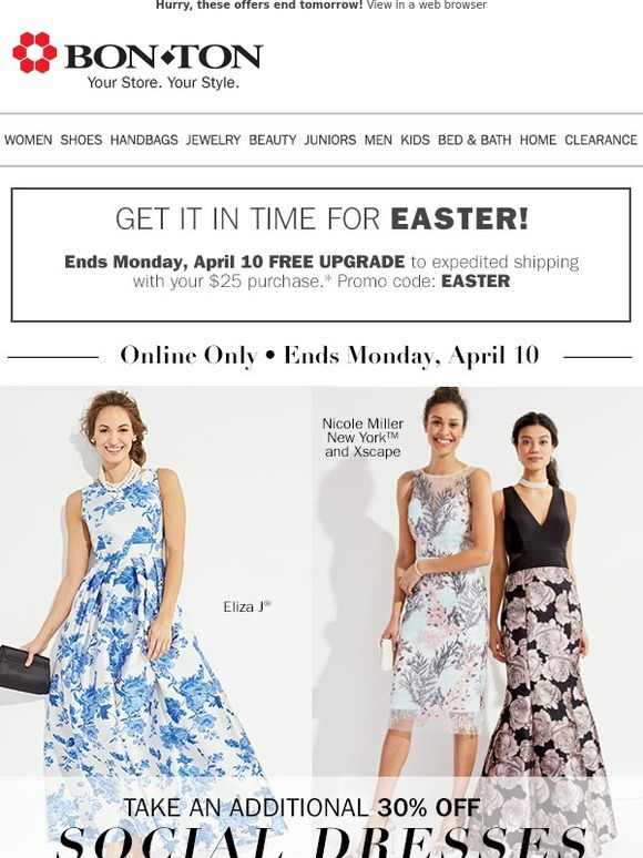 9b8556bb6d05 Bonton: We've Got Deals on Dresses (Promo Codes Inside!) | Milled