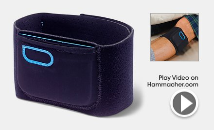 a415a4510cefd Hammacher Schlemmer  The All Night Chronic Pain Relieving Wrap