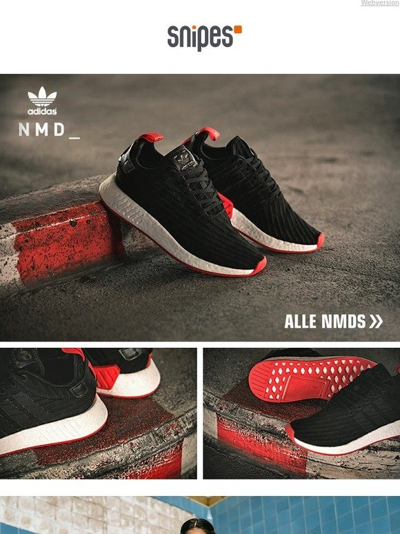Snipes.Com: NEW IN: adidas NMD \u0026 Styles