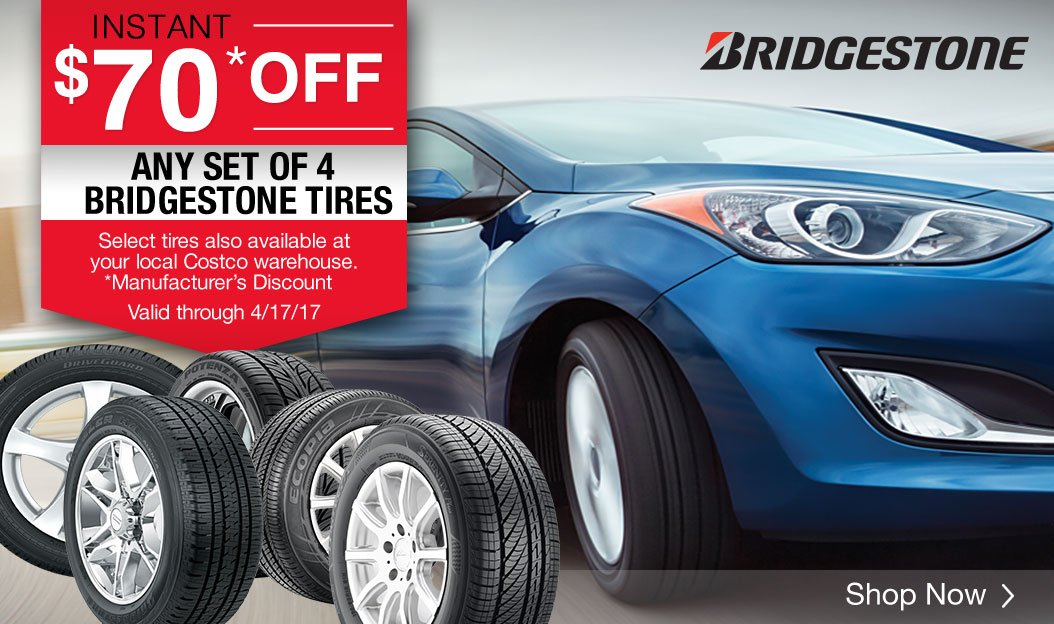 Bridgestone tires prices costco - 2 year dating anniversary gift