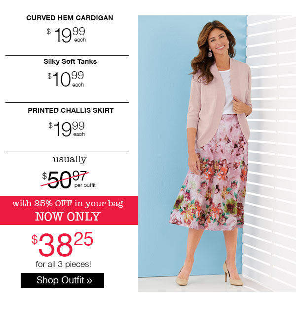 Shop Women's Skirt Outfit