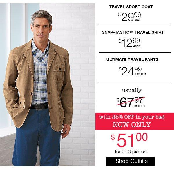 Shop Men's Sport Coat Outfit