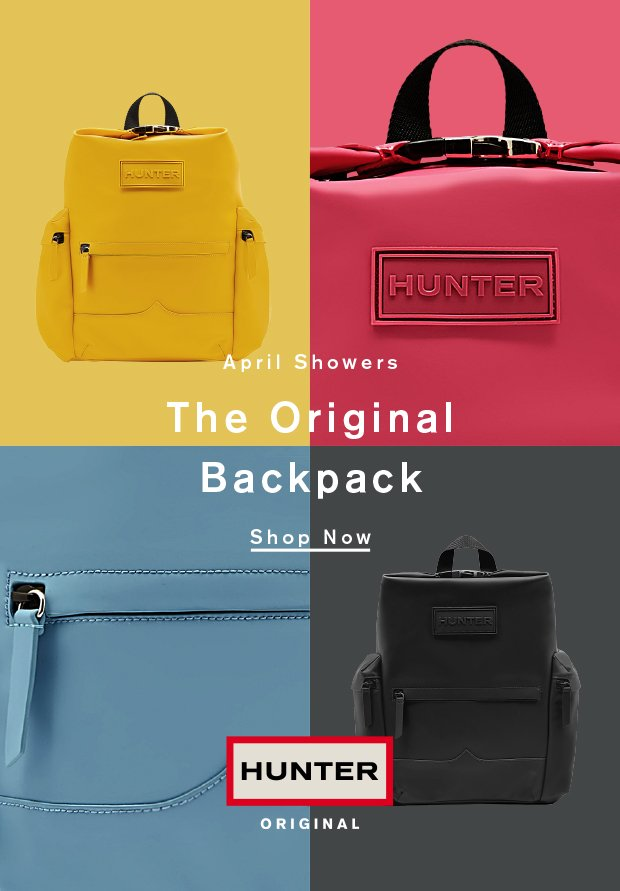 The Original Backpack: Shop Now