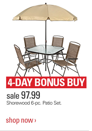 shopko 4 days only bonus buys are here milled. Black Bedroom Furniture Sets. Home Design Ideas