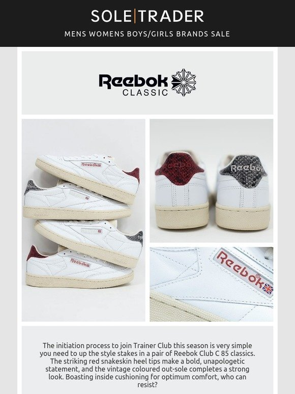 a875266cc5b6c3 Soletrader Outlet  Think casual this summer