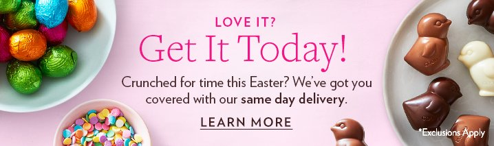Godiva buy 1 get 1 50 off last minute easter gifts in boutiques free standard shipping 60 300 negle Gallery