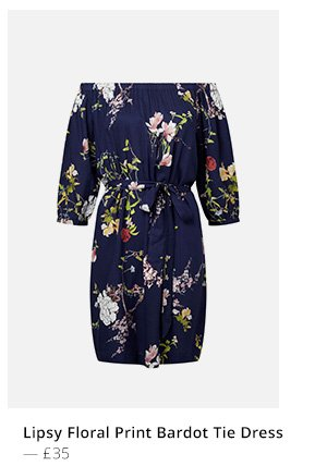 lipsy-floral-print-bardot-tie-dress