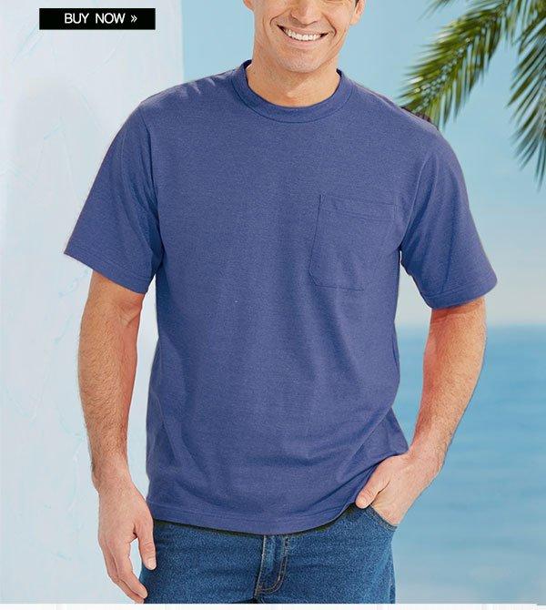 Shop Men's Active Joe Crewneck Affordabili-Tee Deal