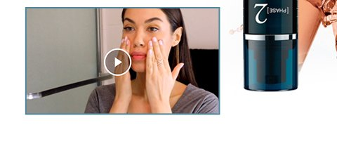 Watch Eman Makeup complete the 28-day, 2 phase routine