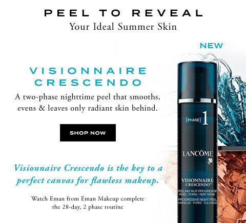PEEL TO REVEAL - SHOP NOW