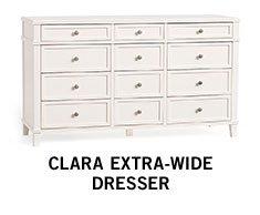 3f39991087ad PARK MIRRORED DRESSER, CLARA EXTRA-WIDE DRESSER ...
