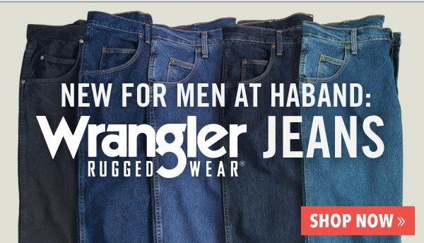 Shop Wrangler Jeans