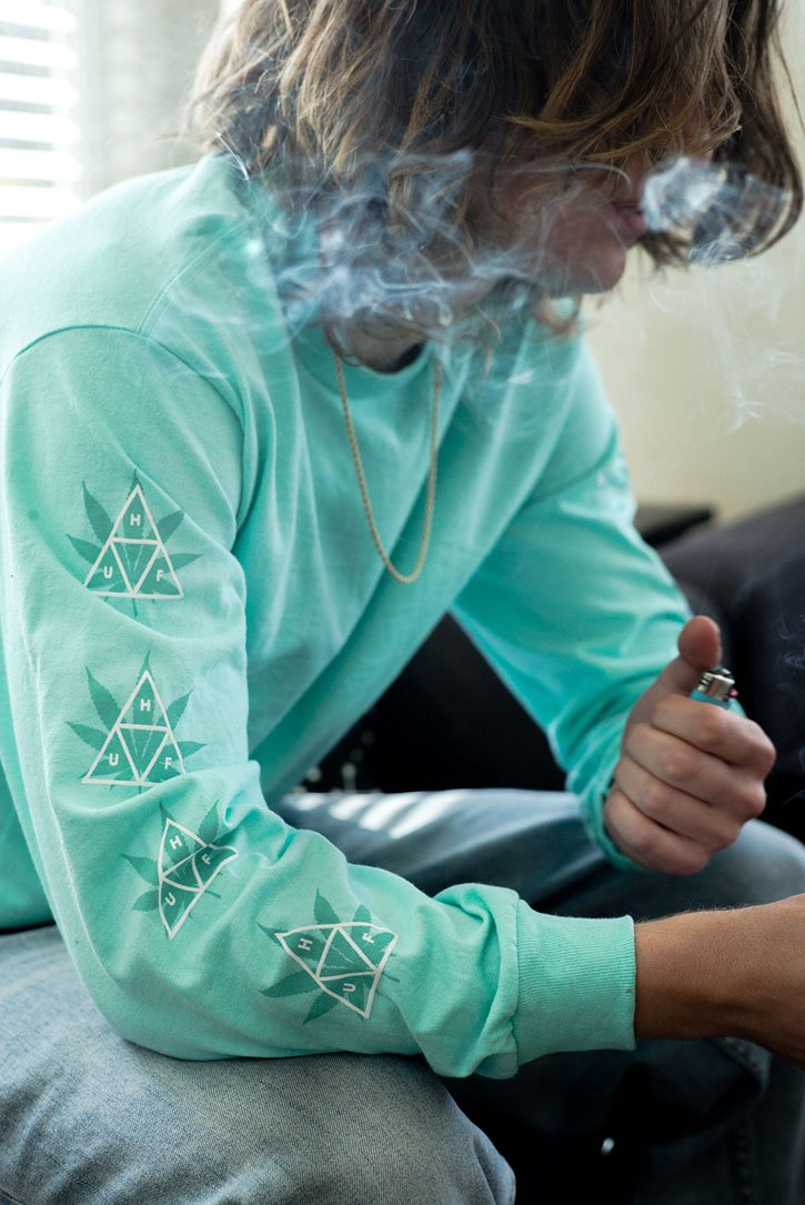 HUF X 420 Collection Available Now!
