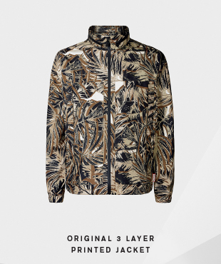 Original 3 Layer Printed Jacket