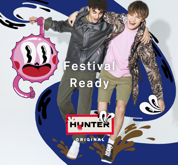 Festival Ready