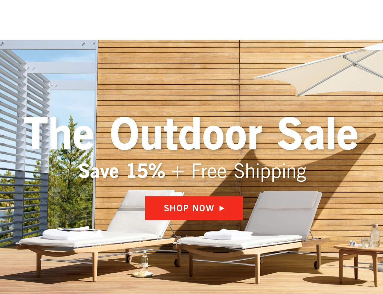 Shop The Outdoor Sale