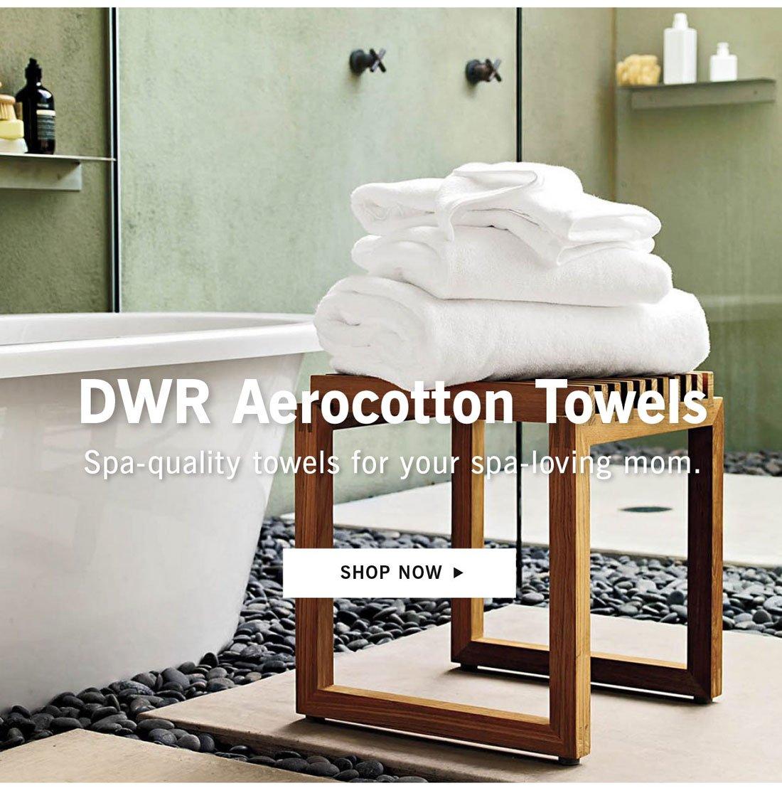 Aerocotton Towels